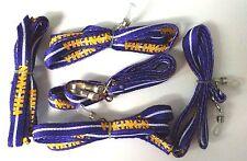 Minnesota Vikings 1225 Sunglass Holders Fits All Glasses 5pcs. USA