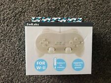 NINTENDO WII CLASSIC PRO GAME CONTROLLER - BOXED NEVER USED