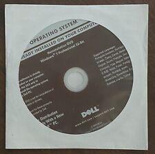 Dell Microsoft Windows 7 Professional 32 Bit Reinstallation CD PPK5P - NEW -