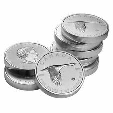Roll of 14 2020 Canada Canadian Goose 2 oz Silver $10 GEM BU Coins SKU60775