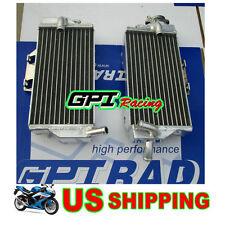 FOR Honda CR125 CR125R 2005 2006 2007 05 06 Aluminum Radiator