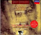 R. STRAUSS: SALOME Birgit Nilsson Eberhard Wächter Grace Hoffman GEORG SOLTI 2CD