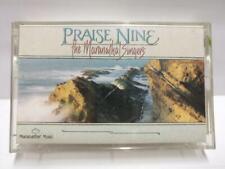 Christian Worship Jesus God Songs Praise Nine Mega Rare Malaysia Cassette CT533