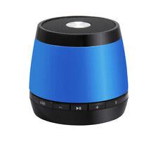 Stations audio et mini enceintes bleus pour lecteur MP3
