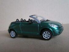 592O Norev 43 Citroën C3 Pluriel 2003 Vert 1:43 Voitures Françaises