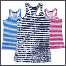 Regular Size Striped Women's Activewear