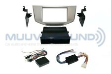 Radio Stereo Installation Mounting Dash Kit Combo SD/DD + SWC Interface LE28