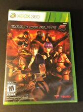 Dead or Alive 5 (XBOX 360) NEW