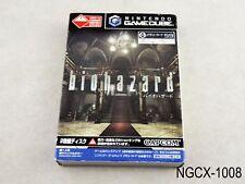 Biohazard 1 Resident Evil Japanese Import Nintendo Gamecube GC JP US Seller B