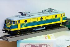 RARE !!! MEHANO MOTRICE 2622 SNCB NMBS DEPOT DE RONET DC/CC PRE-DIGITAL