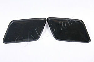 Original Scheinwerfer Waschanlage Abdeckung Paar Skoda Octavia II 2 2004-2013