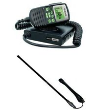 UNIDEN UH5060NB REMOTE UHF RADIO 80 CH + CBA2T1 4WD ANTENNA NEW CB 80CH CHANNEL