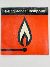 Rolling Stones Flashpoint Original LP Vinyl 1991 RARE STILL SEALED - C47456