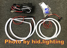 BMW Angel Eye Halo Cotton Light lamp Ring LED SMD kit White Headlight E53 X5