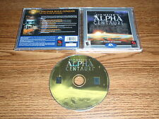 SID MEIER'S ALPHA CENTAURI PC GAME