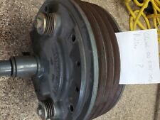 Lexion Variable Speed Feeder House Drive Clutch (Pn: 3557750) + Pulley