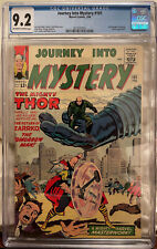 Journey into Mystery #101 CGC 9.2 OW/W - 2nd Avengers Crossover; Classic Cover