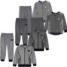 Kinder Jungen Sportanzug Jogginganzug Jacke + Hose Hausanzug Set Anzug Trainings
