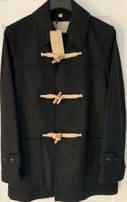 Cappotti e giacche da uomo neri Burberry