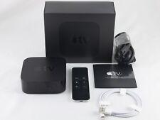 Apple TV 4th Generation 64GB Digital HD Media Streamer MLNC2LL/A A1625 In Box