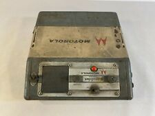 Vintage Motorola Dispatcher Radiophone Model D33BAT-3104B