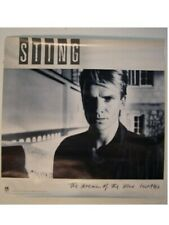 Sting Poster The Police The Dream Of The Blue Old