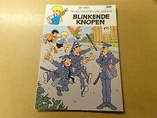 STRIP / JOMMEKE 209: BLINKENDE KNOPEN | 1ste druk