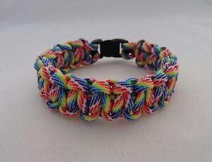 Autism Awareness Inspired handmade bracelet
