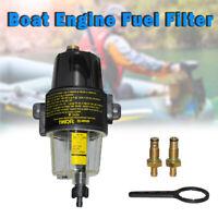 Petrol Separating Filter Fuel Filter Marine Boat Water Separator Complete Unit