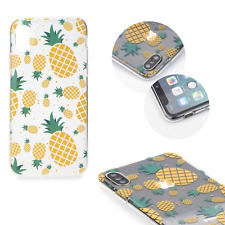 Ananas Forcell Summer Sommer mit Motiv Back Case Etui Apple iPhone 7 4 7""