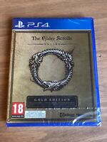 The Elder Scrolls Online Gold Edition PS4 (Neuf Sous Blister)