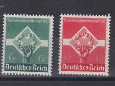 Deutsches Reich 1935 Reichsberufskampf Postfrisch ** MNH 571 + 572