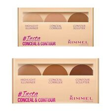 Rimmel London Insta Conceal & Contour Palette Concealer Please Choose -Brand New
