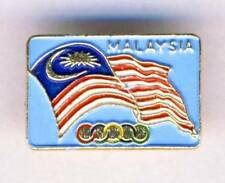 1970´s  MALAYSIA Olympic PIN BADGE National Olympic Committee NOC