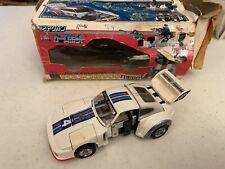 Diaclone Porsche 935 (Transformers G1 Jazz) Original Figure & Box, Takara 1983