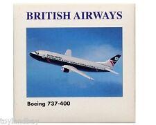 Herpa 501248 British Airways Boeing 737-400 1:500 Scale Display Model RETIRED