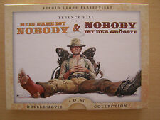 Mein Name ist... Nobody ... ist der größte - Terence Hill - 4 DVD Collection