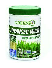 Greens Plus Advanced Multi Raw Supplement - [267g / 9.4oz] Greens Powder
