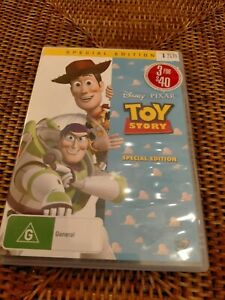 Toy Story - Special Edition DVD (Region 4)