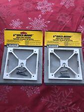 15- 5� Quick Mount Porch Post Fastner & 2-6� / Plus 8- 4� & 5 Sets 5� Trim Kit