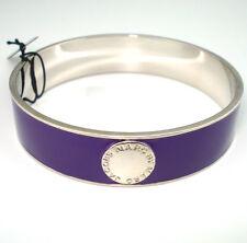 """Marc by Marc Jacobs """"Classic Marc"""" Logo Purple Bangle Bracelet 68$"""