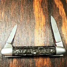L F & C LANDERS FRAY & CLARK KNIFE MADE IN USA 1912-50 VINTAGE FOLDING POCKET