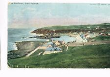 PORT PATRICK  -HARBOUR      OLD POSTCARD   EARLY      1900's    (367)