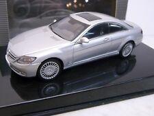 Autoart b66962245 1:43 Mercedes-Benz Classe CL argento metallizzato con Ovp Top