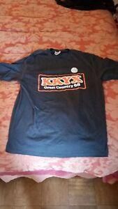 KKYX San Antonio Glow in the Dark T Shirt