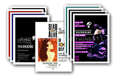 DEAD OR ALIVE - 10 promotional posters  collectable postcard set # 2