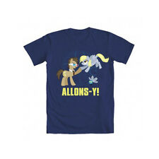 My Little Pony Allons-Y T-Shirt Men's Licensed NEW