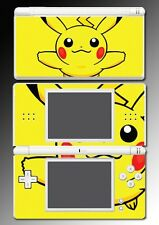 Pikachu Special Edition X and Y Ruby Sapphire Video Game Skin Nintendo DS Lite