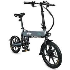 Smart Folding Electric Moped Bicycle