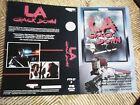 Locandina Cover Vhs LA CRACK DOWN (1987) Playtime Video originale - Used